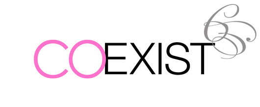 blog giveaway  coexist x stylebreak  closed