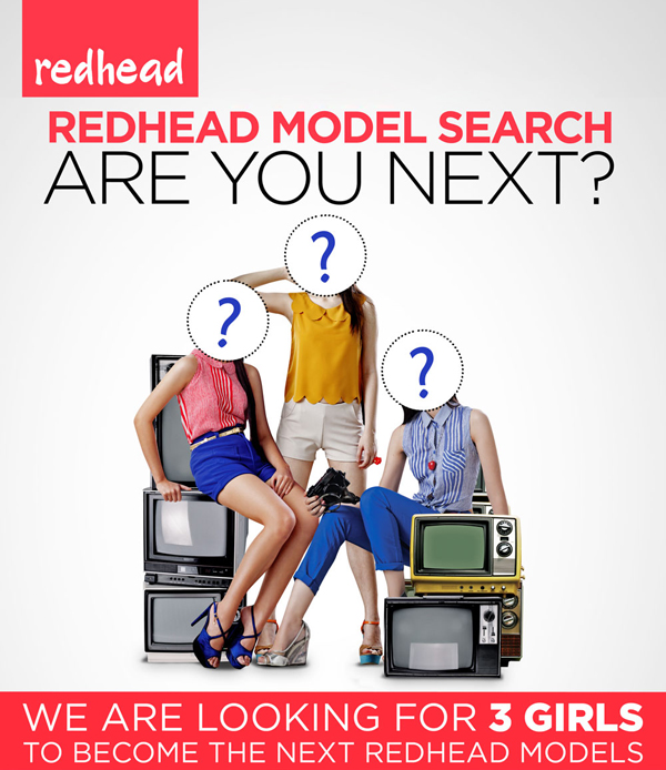 Model Search Poster