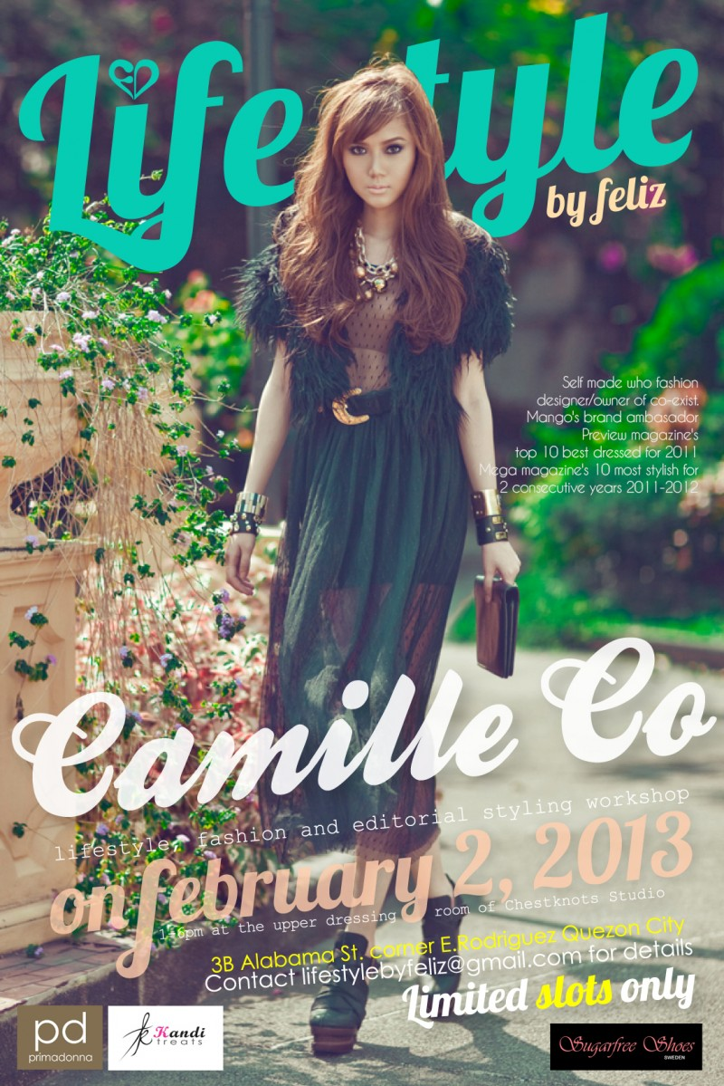 Camille Co Poster