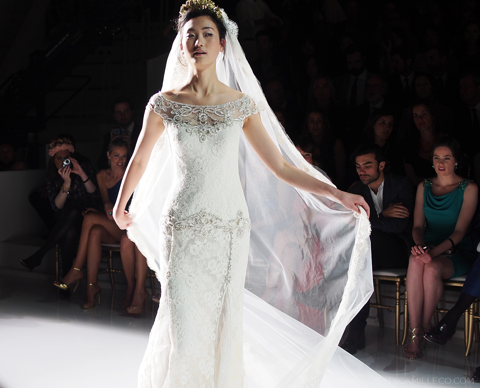 Pronovias 2014 Collection First Love Camille Tries to Blog