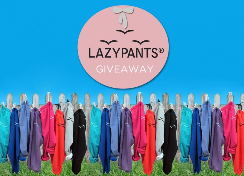LazyPantsGiveaway