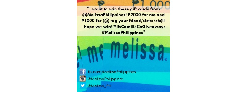 camille co melissa gift card3