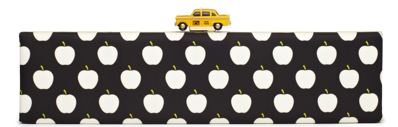 Kate Spade Far From the Tree Taxi Off Duty Clutch