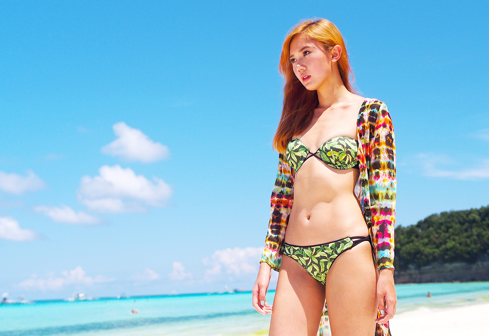 Papeete Bikini At Smart Summer Boracay