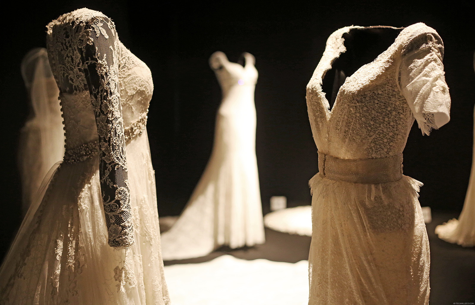 Pronovias 50 Exhibit | Camille Tries To Blog