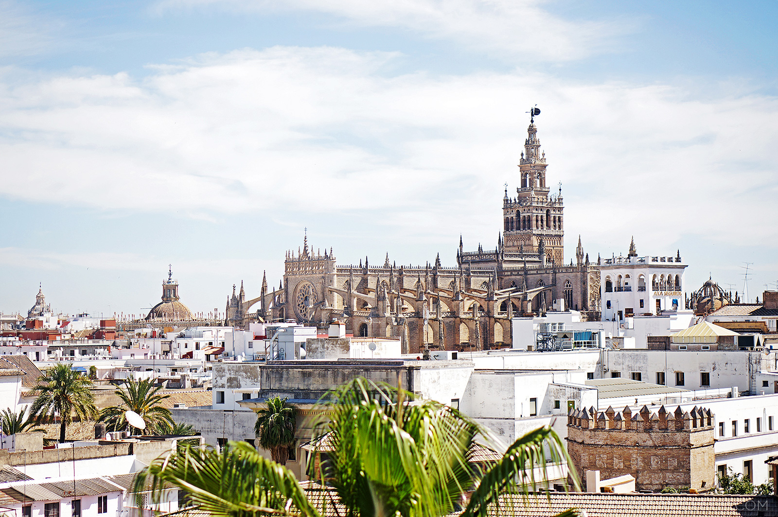 Travel Diary: Seville | Camille Tries To Blog