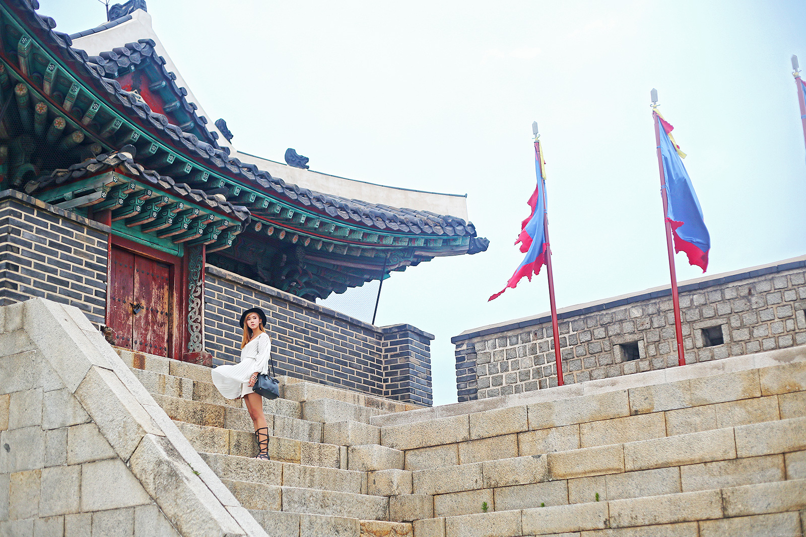 Hwaseong Fortress | itscamilleco.com