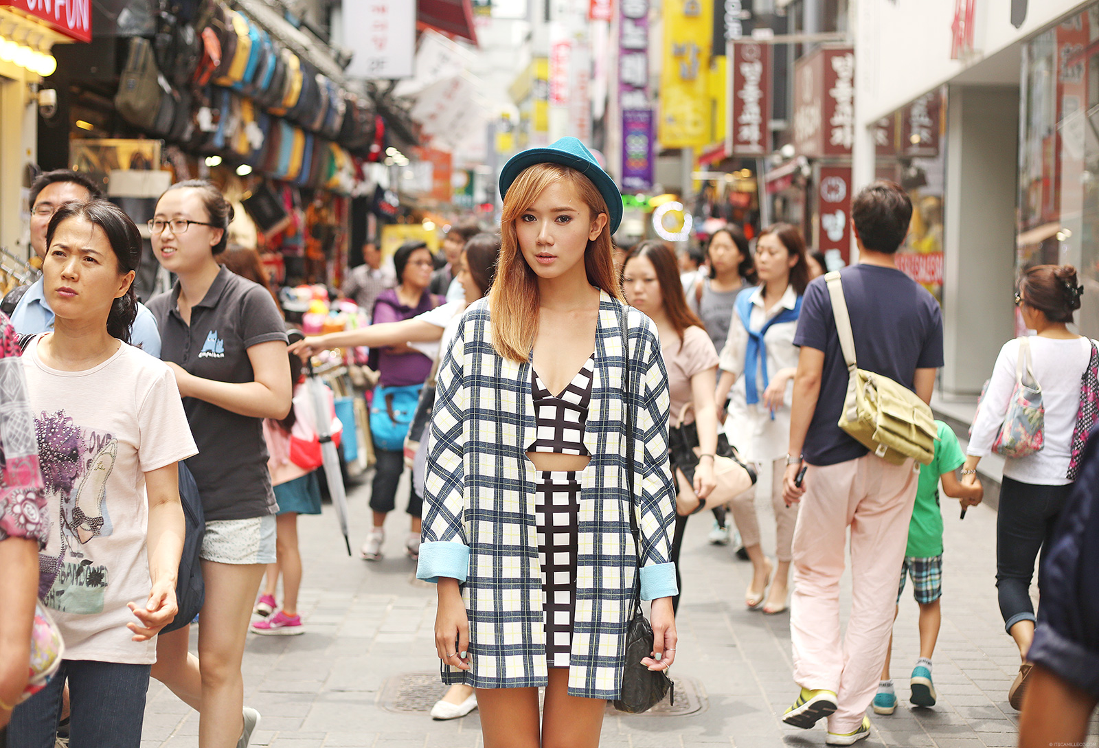 Myeongdong Featuring Jovonna London Fashion | itscamilleco.com