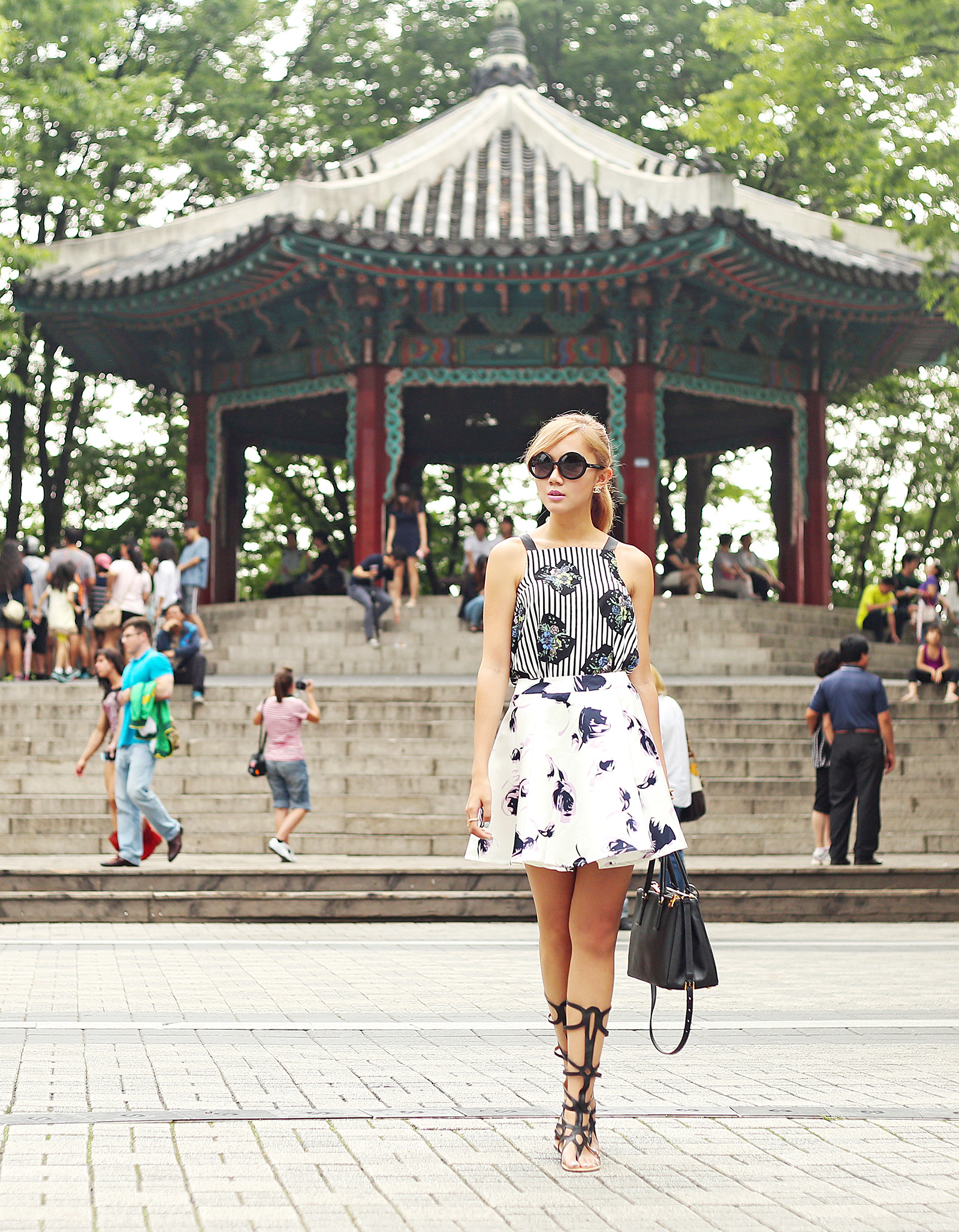 Seoul Tower | itscamilleco.com