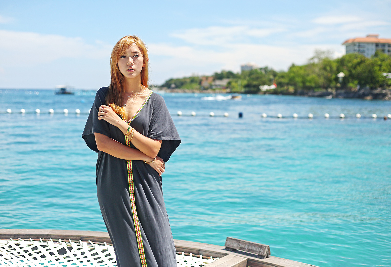 Resort Dressing At Movenpick, Cebu | itscamilleco.com