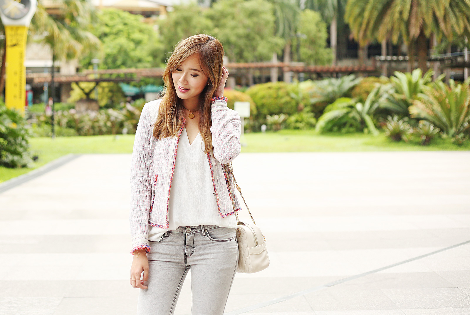 Casual Denim Fashion | itscamilleco.com