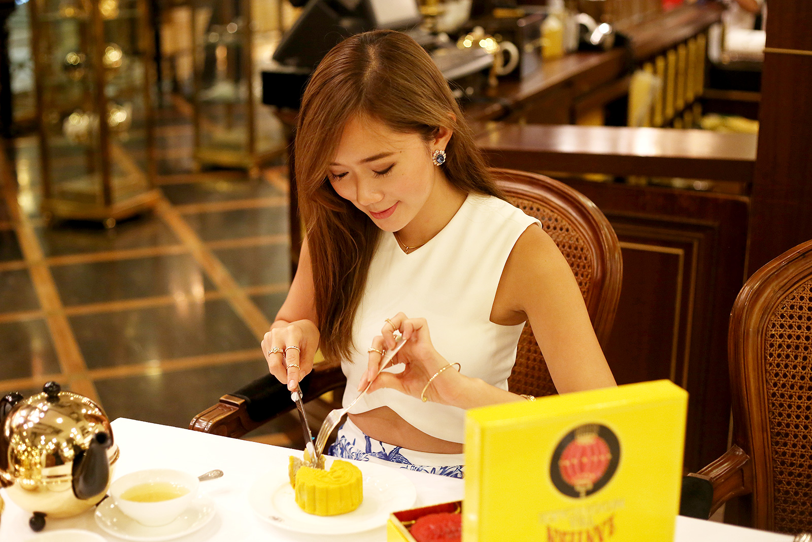TWG Tea ed Lantern Collection | itscamilleco.com