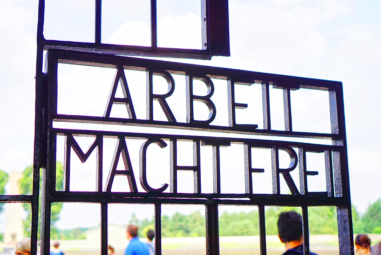 Sachsenhausen | itscamilleco.com