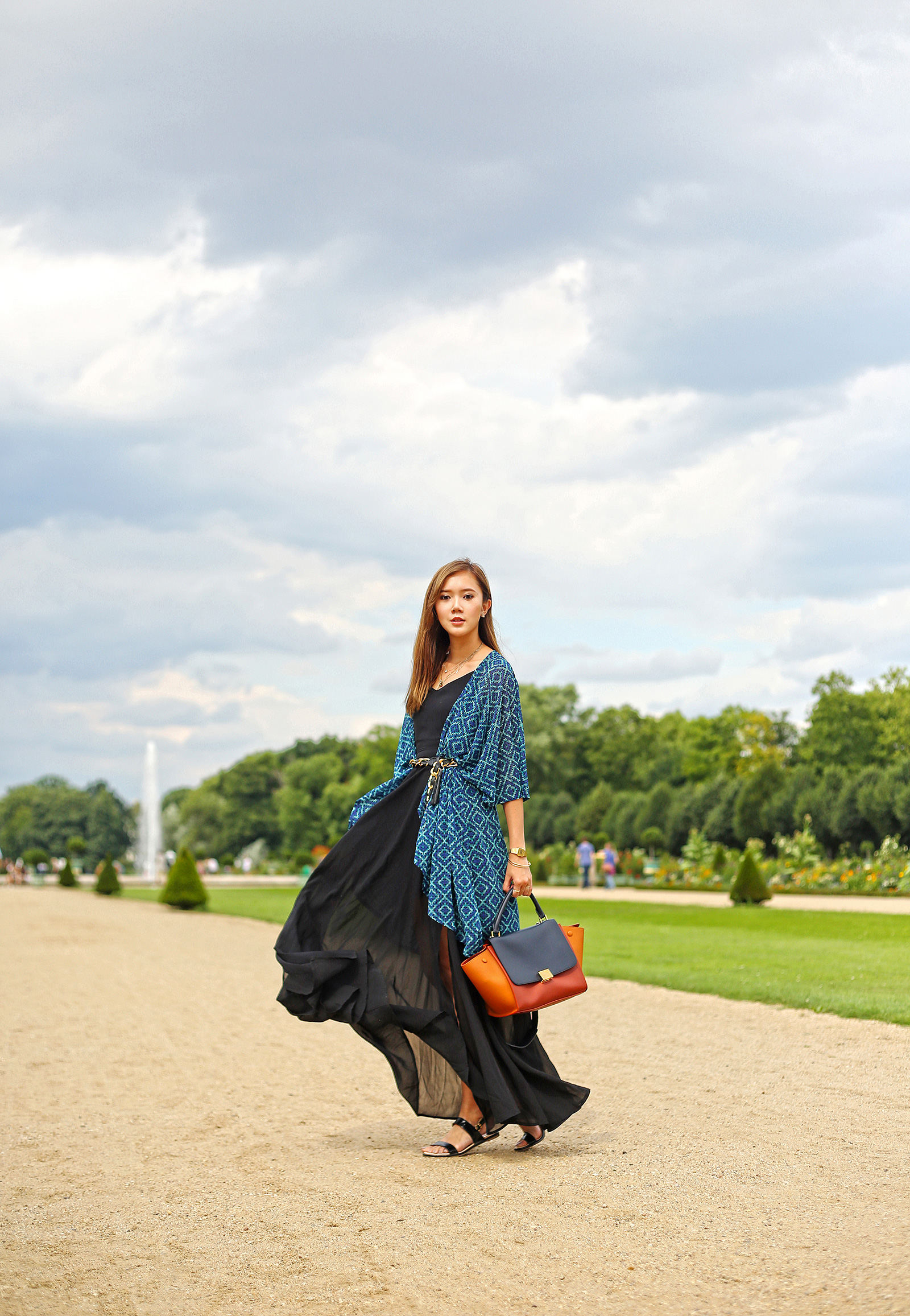 Bohemiam Style At Charlottenburg Palace | itscamilleco.com