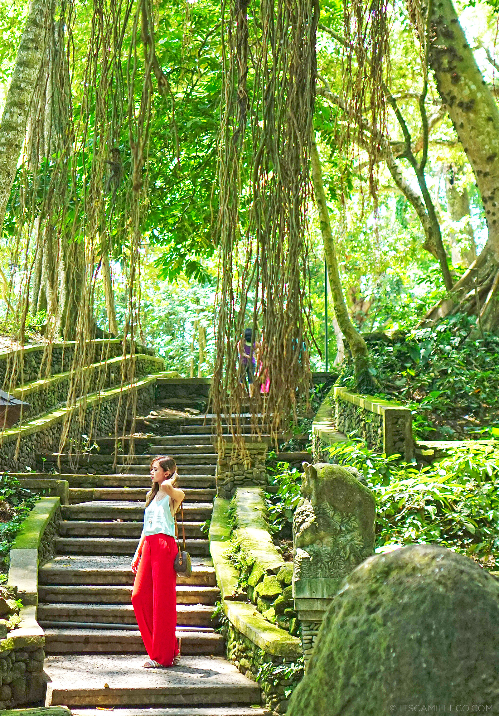 Ubud Monkey Forest | www.itscamilleco.com