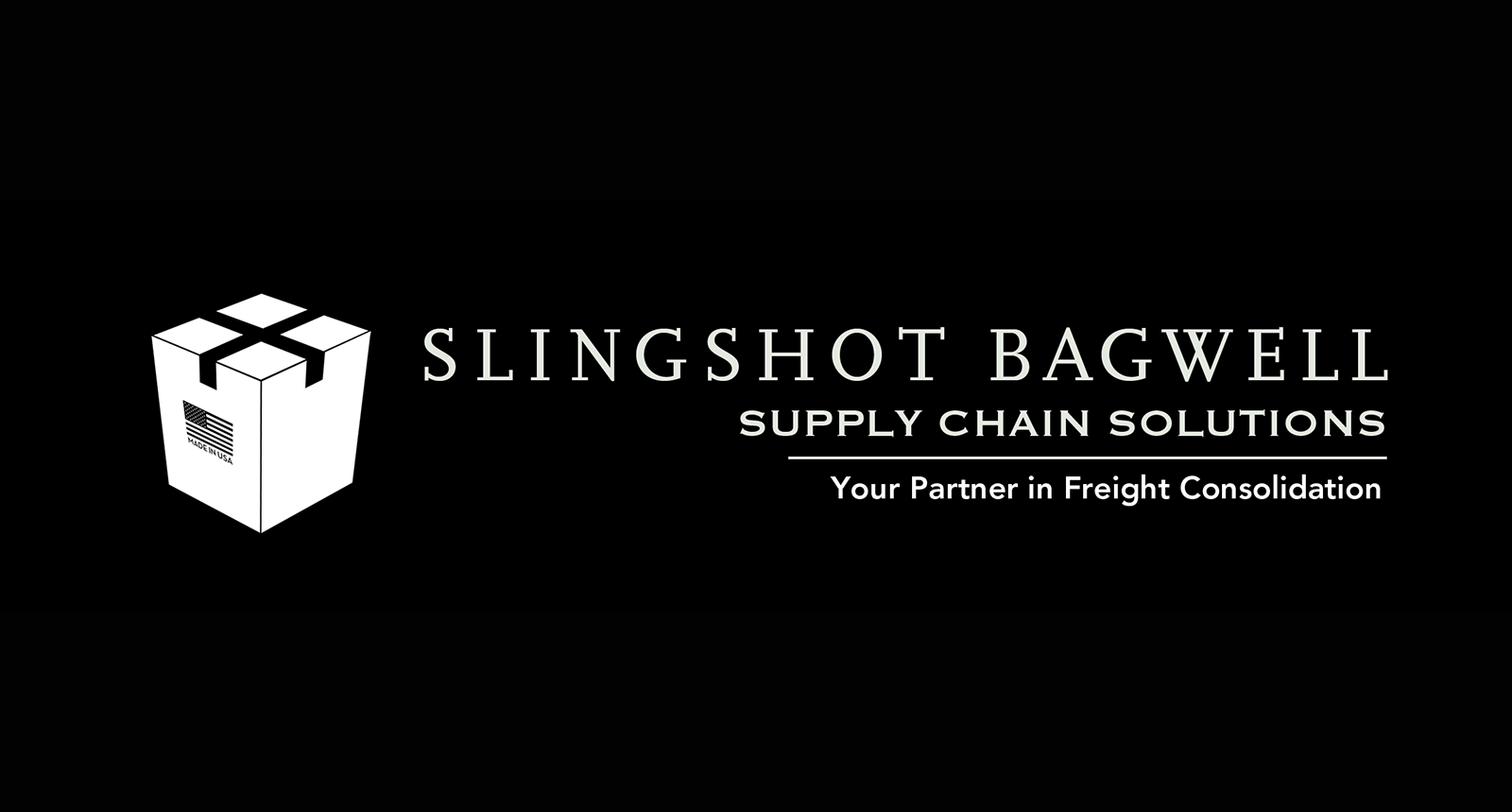 Slingshot Bagwell USA Freight Service