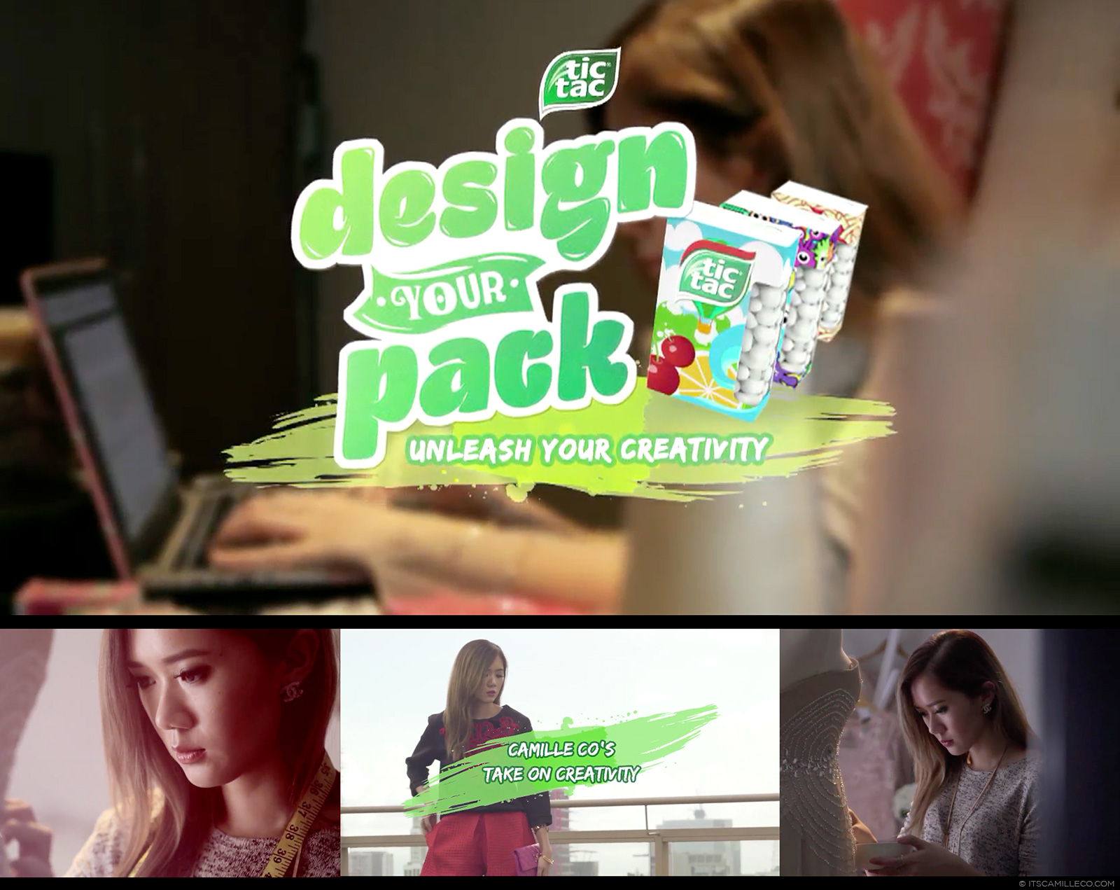 Tic Tac Design Your Pack By Camille Co | www.itscamilleco.com
