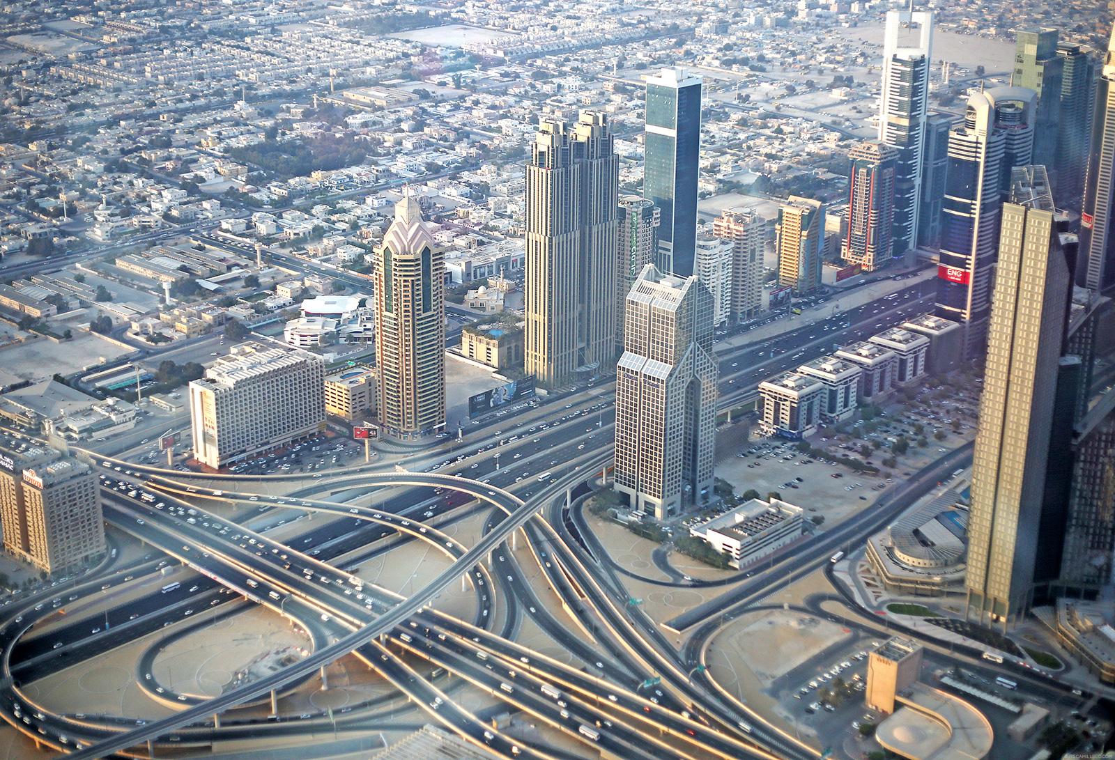 Burj Khalifa | www.itscamilleco.com