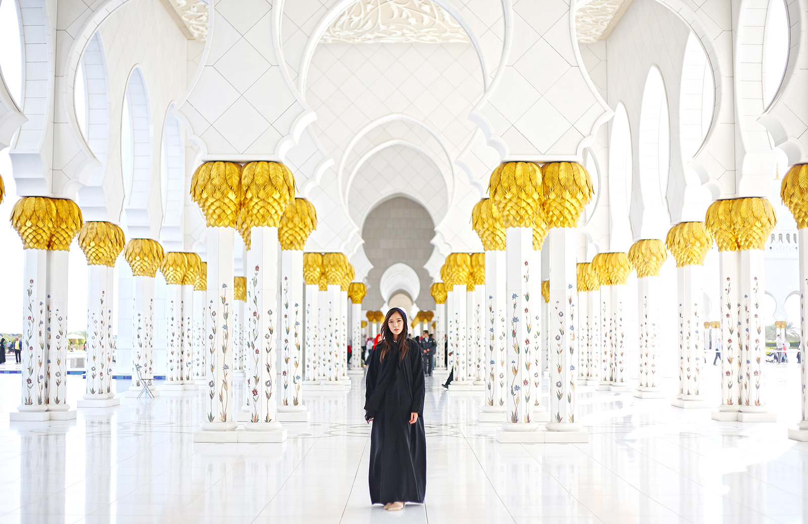 Sheikh Zayed Grand Mosque | www.itscamilleco.com