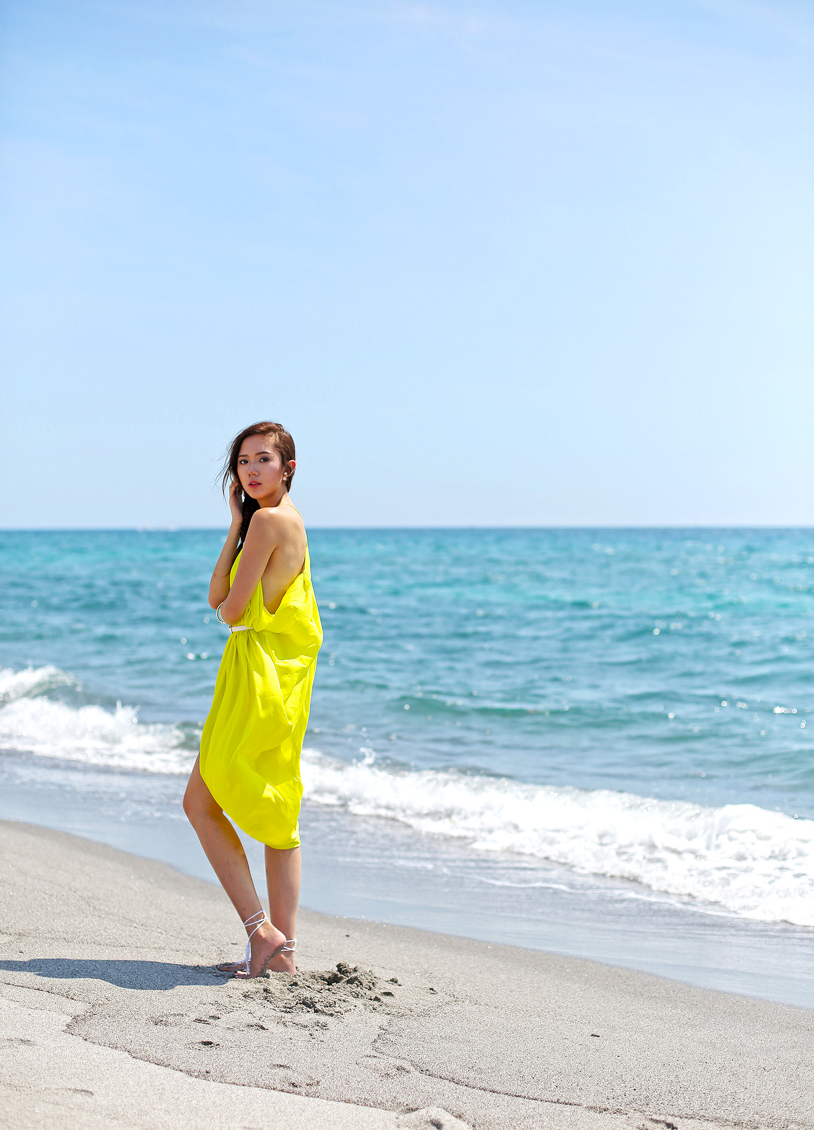 Dress Code Project Beach Cover Up | www.itscamilleco.com