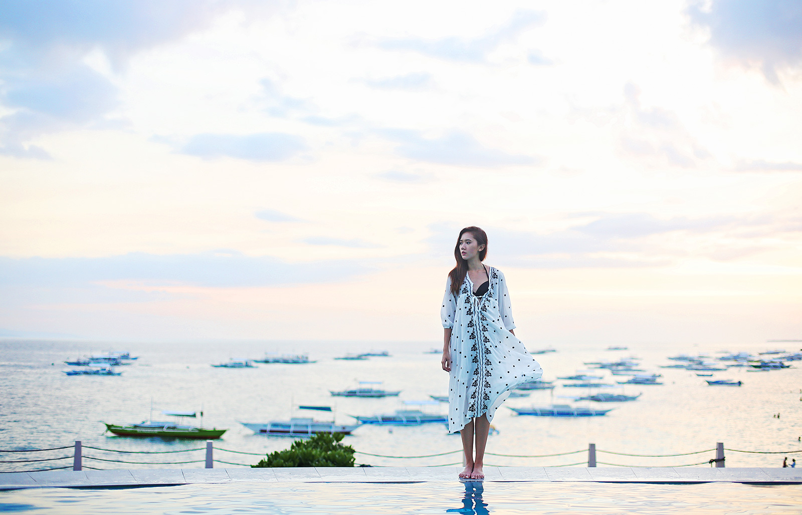 She Inside Maxi Dress, Beach Fashion At Amorita | www.itscamilleco.com