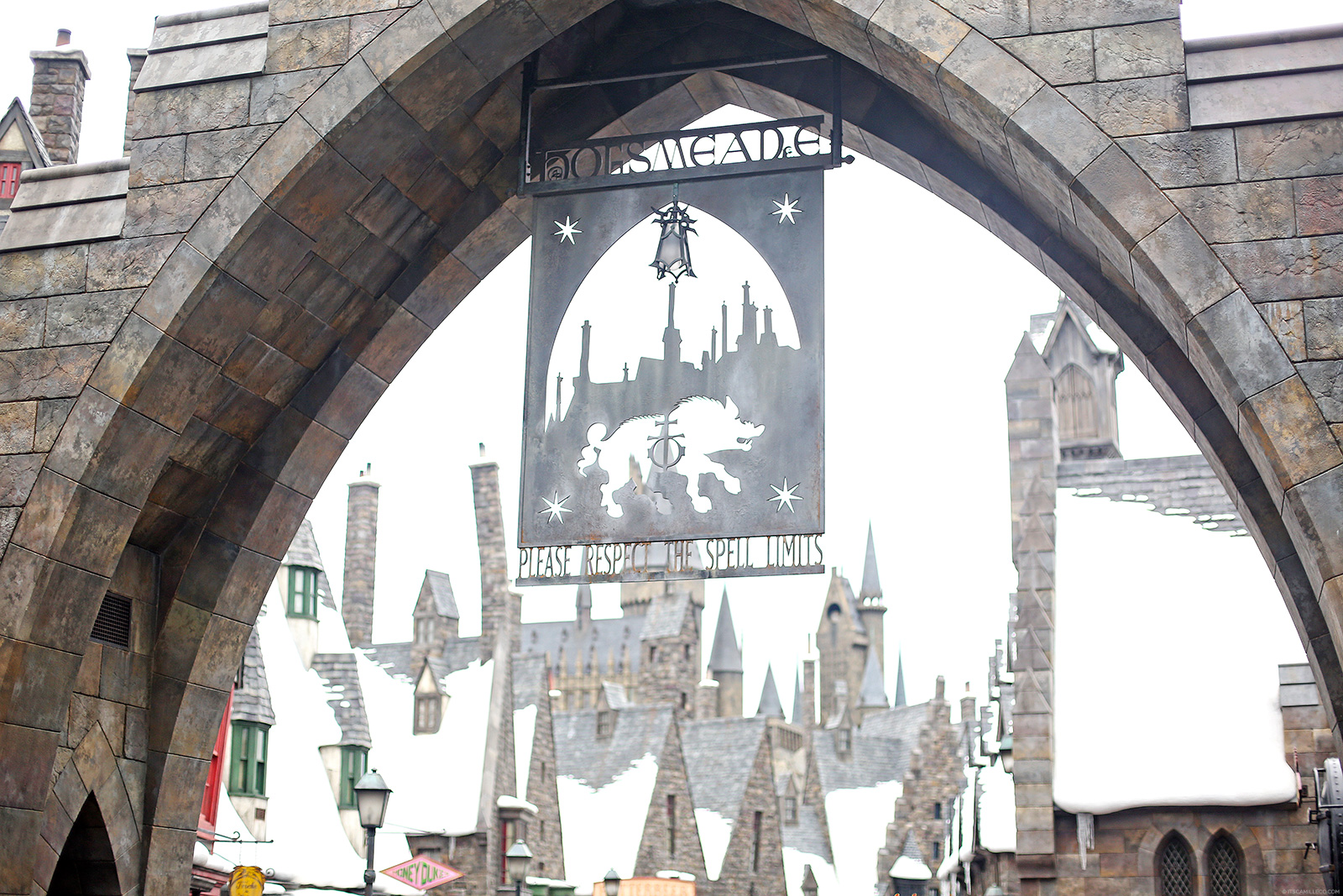 Universal Studios Wizarding World of Harry Potter | www.itscamilleco.com