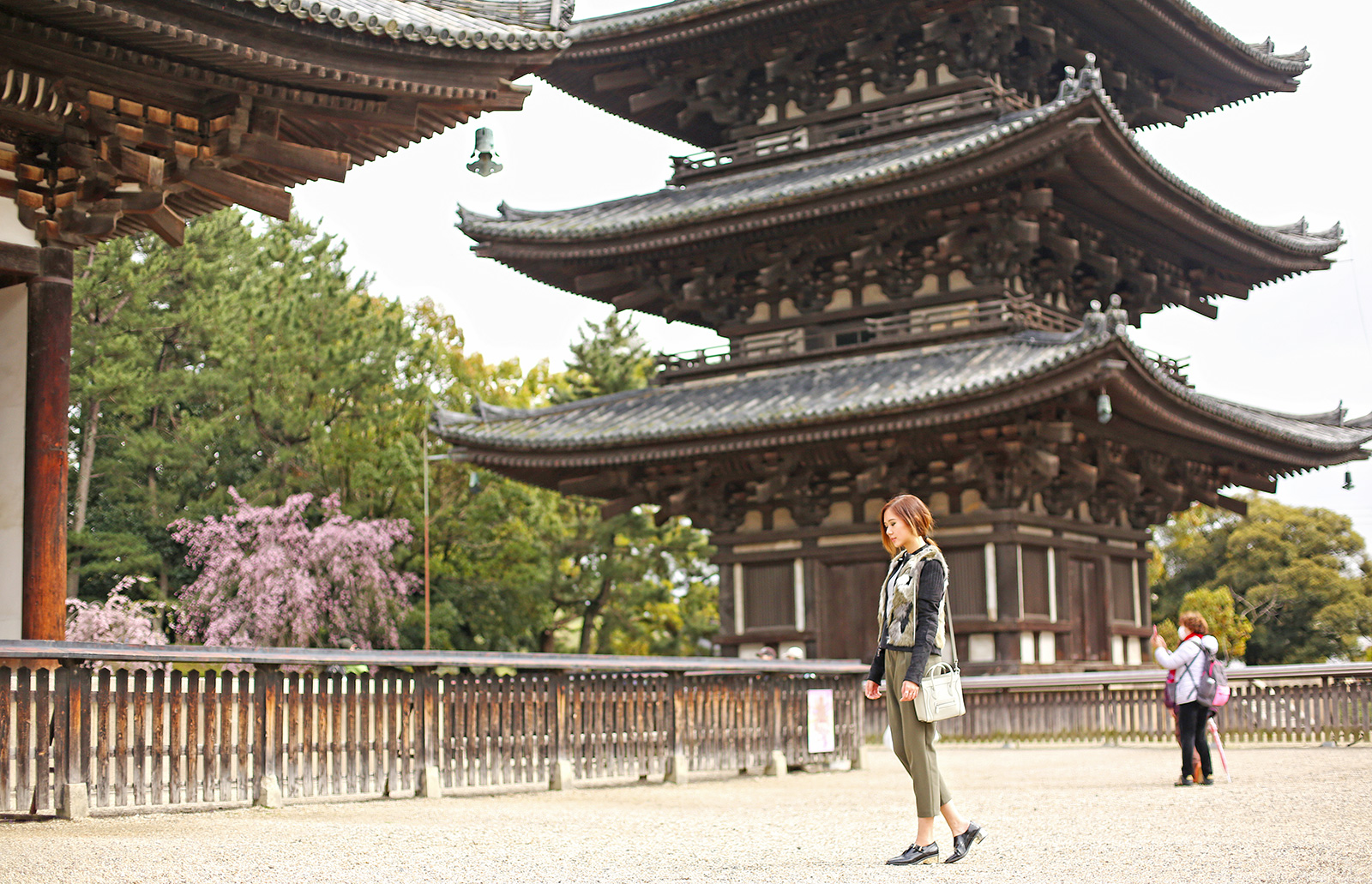 Nara Travel Diary: Kofukuji and Todaiji | www.itscamilleco.com
