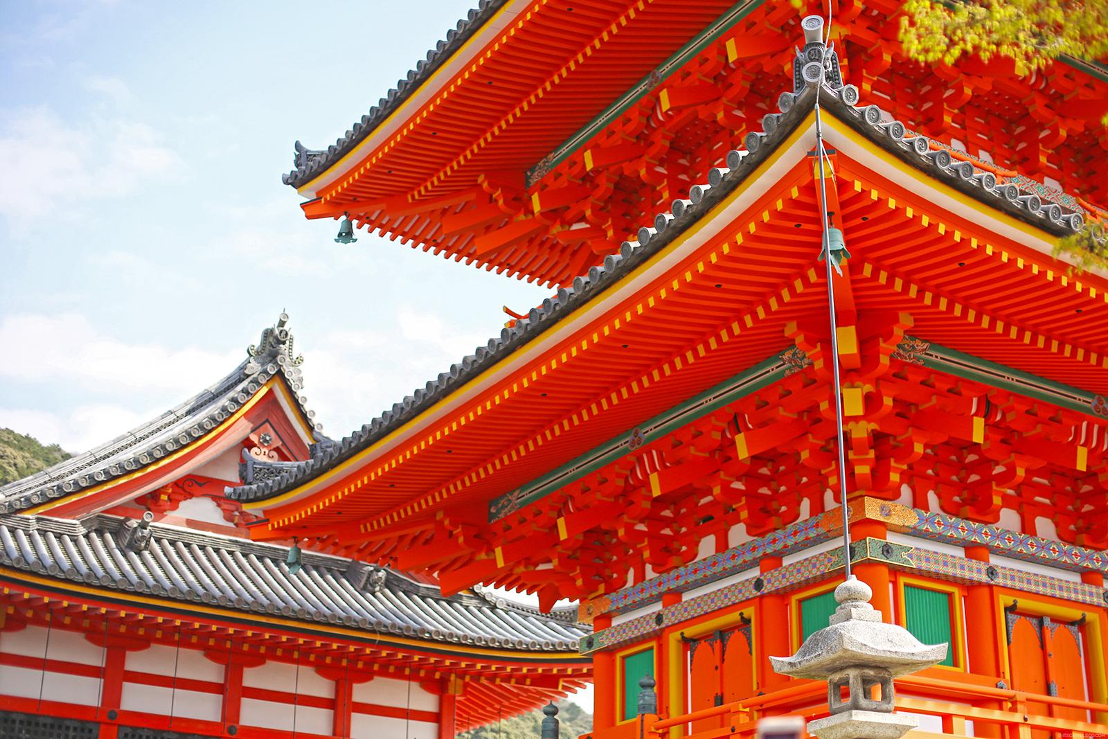 Kiyomizu-dera Temple, Kyoto | www.itscamilleco.com