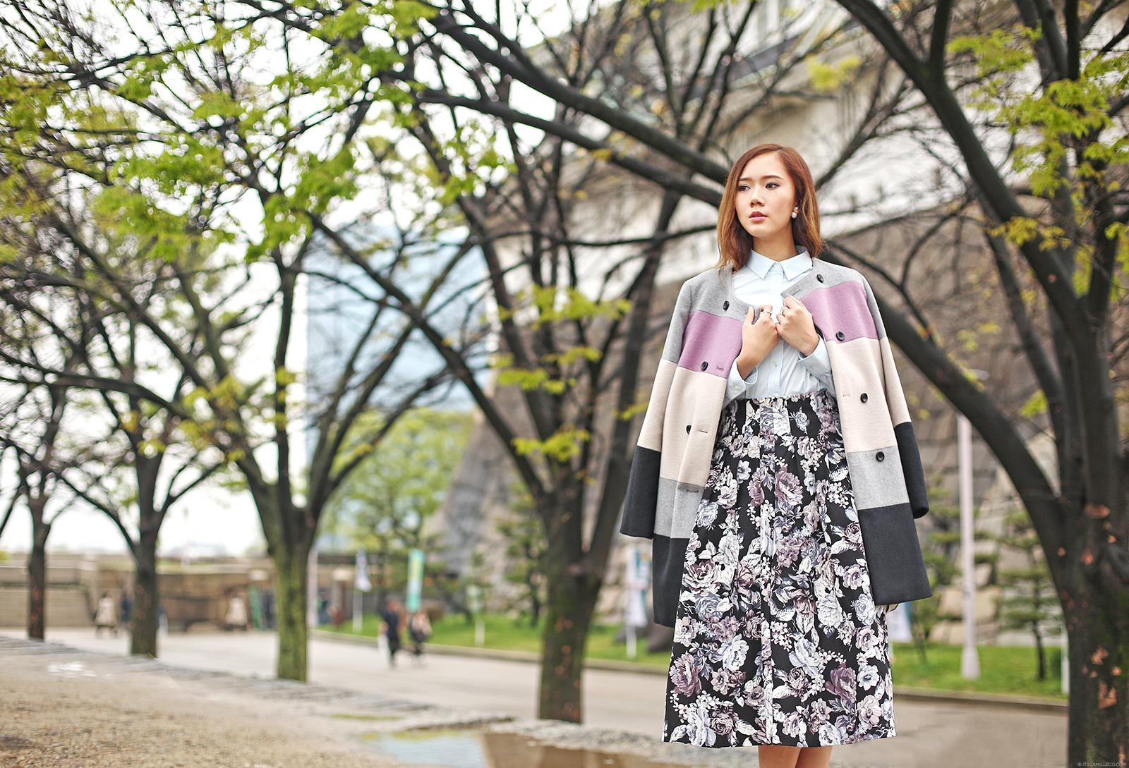 Osaka Castle | www.itscamilleco.com