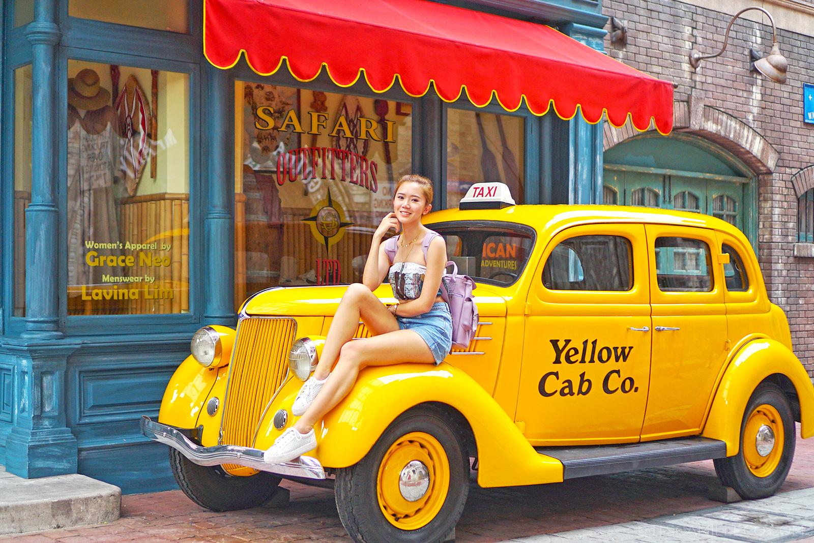 Universal Studios Singapore | www.itscamilleco.com
