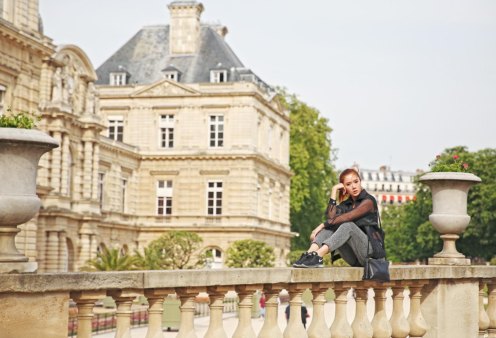 Styligion at Jardin de Luxembourg | www.itscamilleco.com