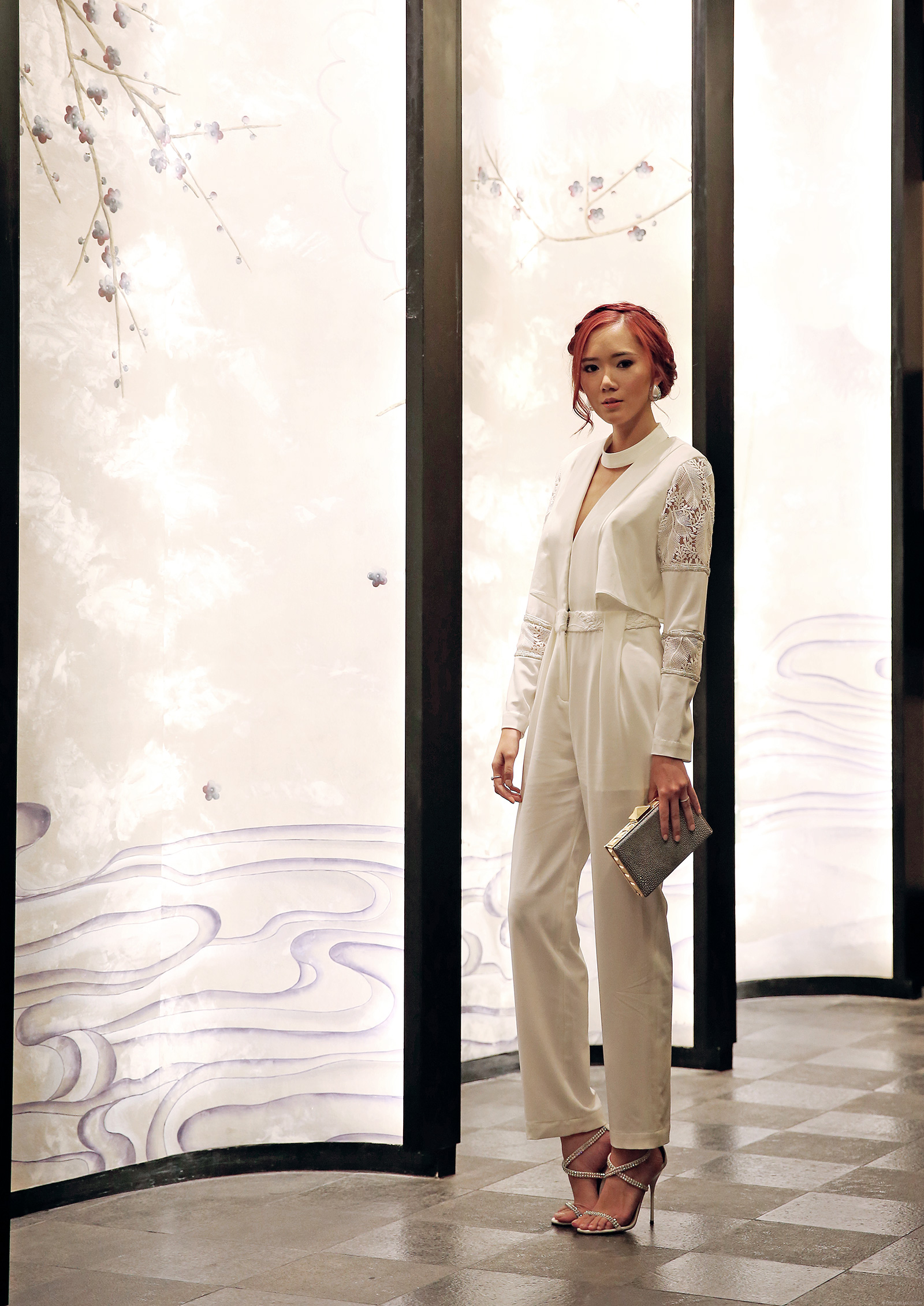 Thea By Thara jumpsuit - www.itscamilleco.com