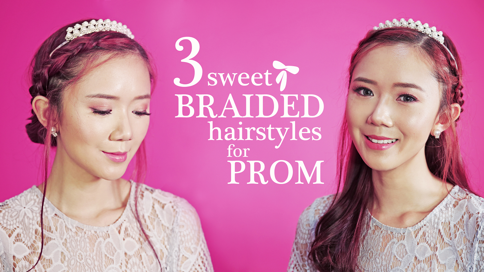 Braided Hairstyle For Prom - www.itscamilleco.com