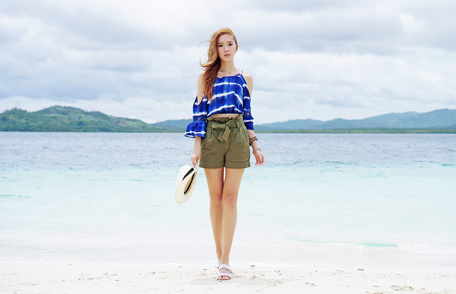 Exploring Masbate beaches in summer fashion - www.itscamilleco.com