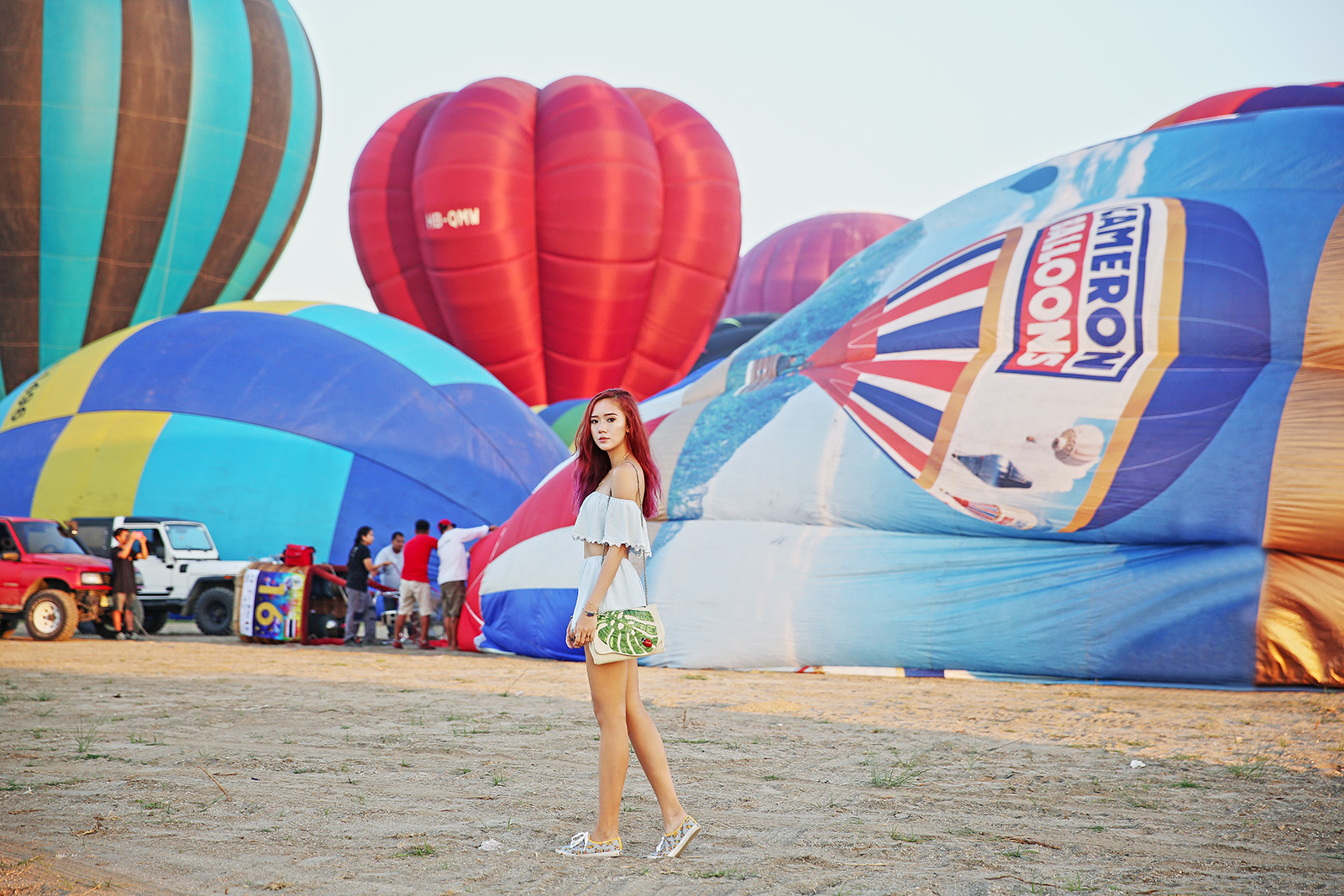 Lubao International Balloon Festival - www.itscamilleco.com
