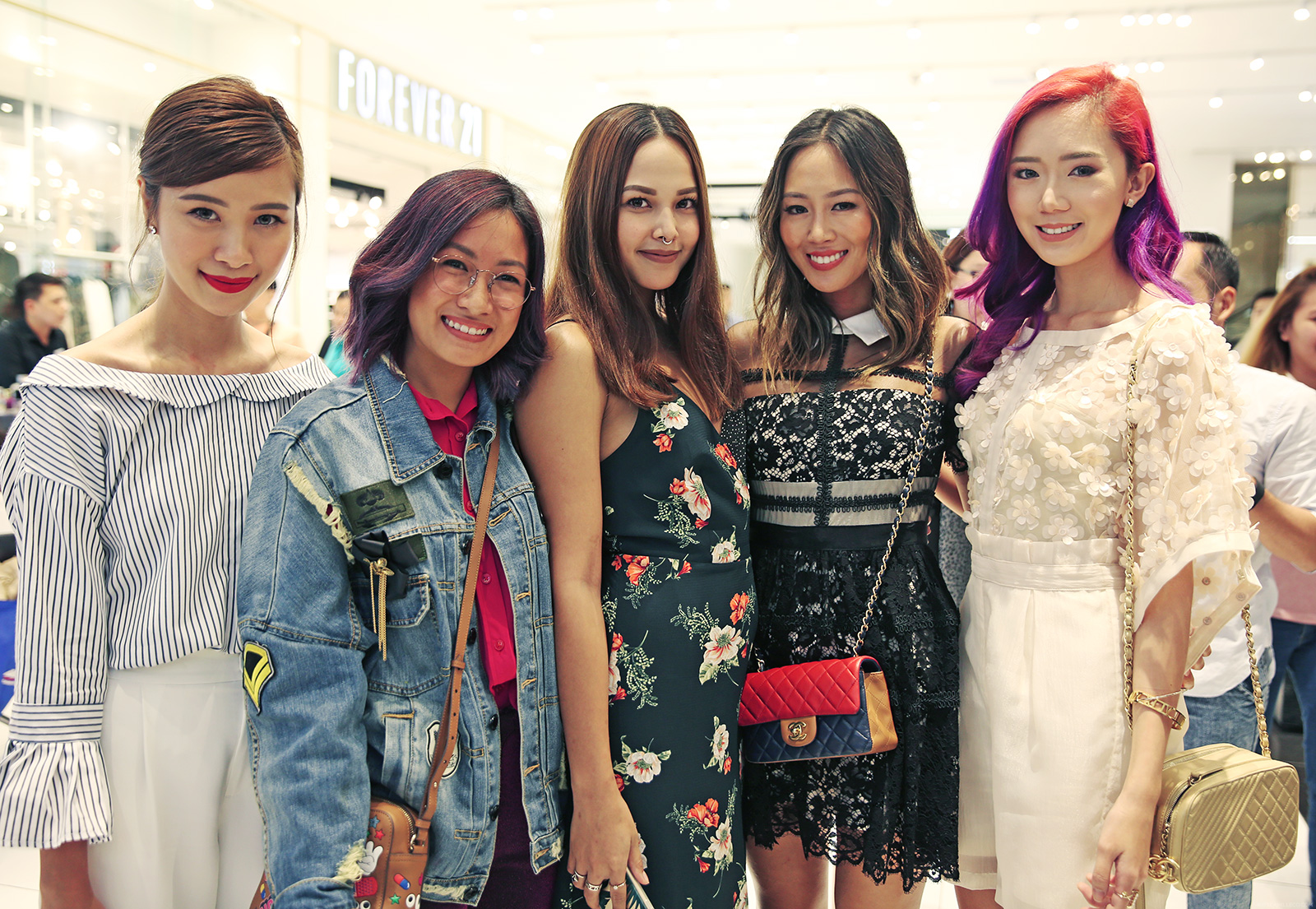 Tricia Gosingtian, Laureen Uy, Patricia Prieto, Aimee Song, Camille Co - www.itscamilleco.com