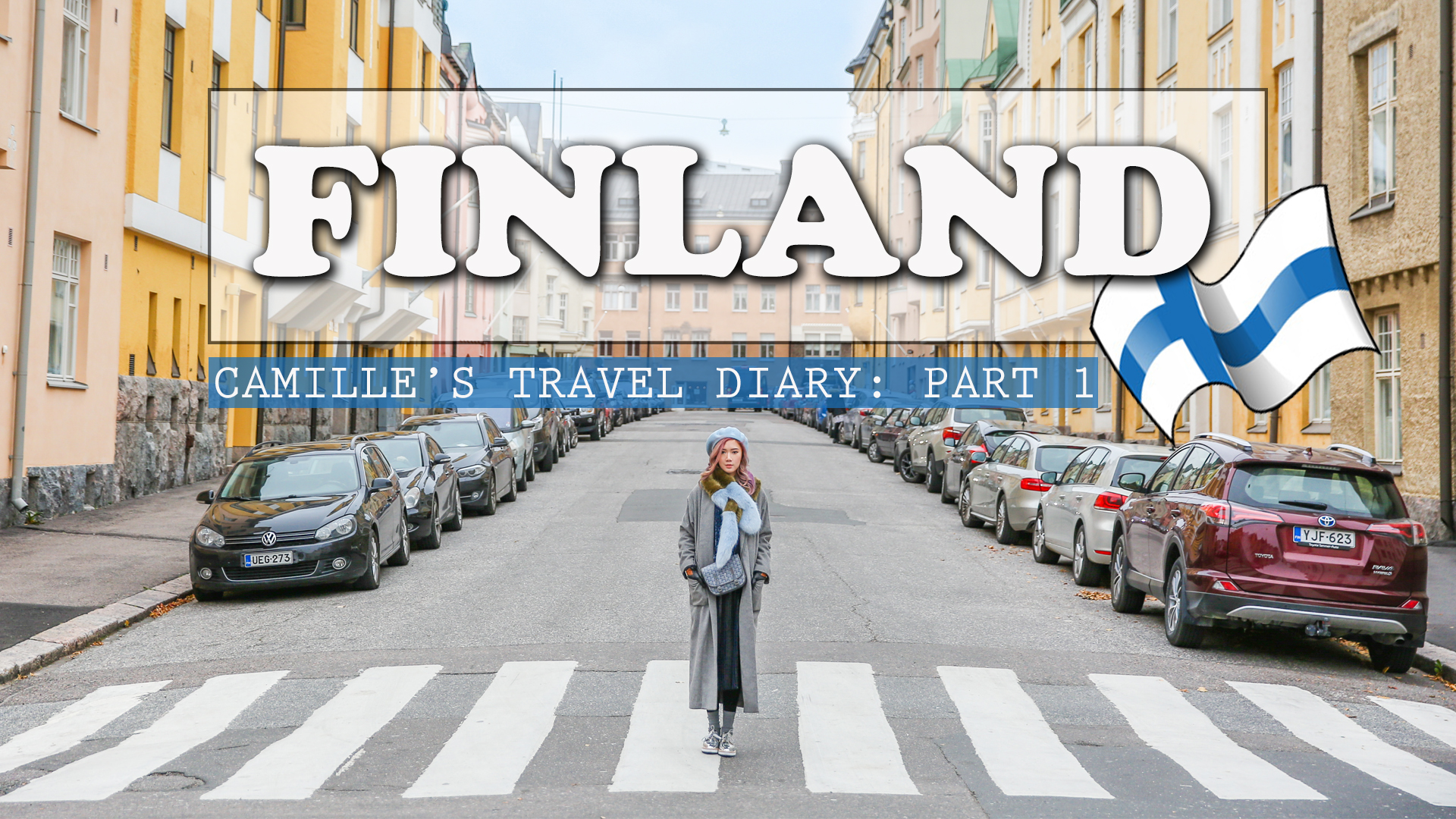 Travel Diary: Helsinki, Finland | Camille Vo