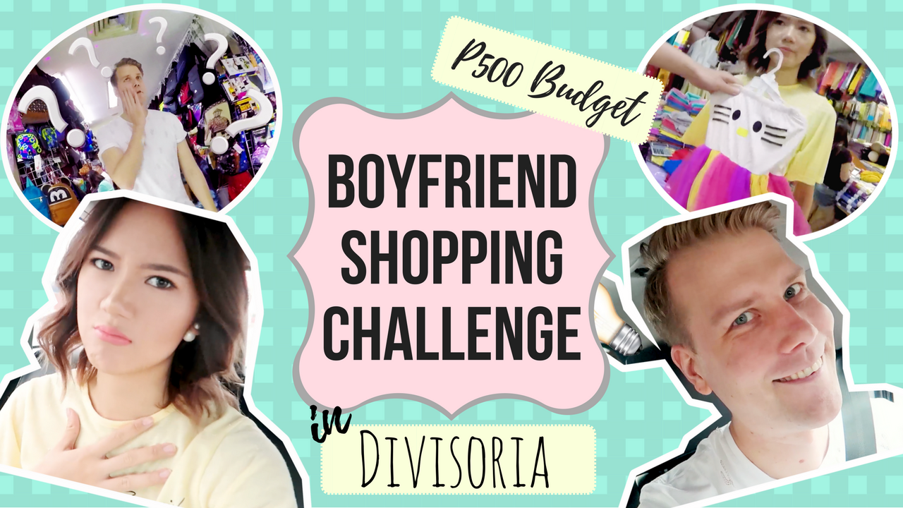 Camille Co's Boyfriend Shopping Challenge